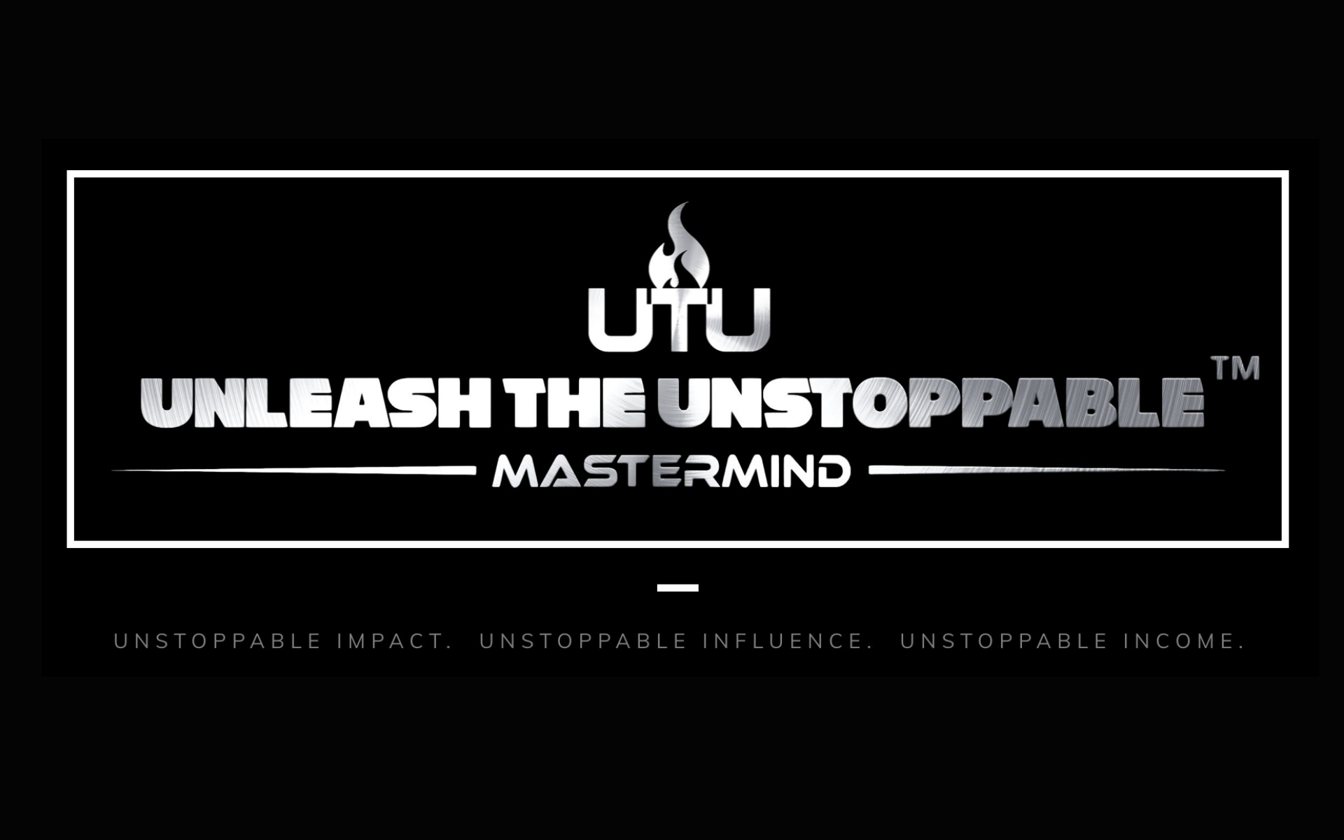 Unleash The Unstoppable Mastermind
